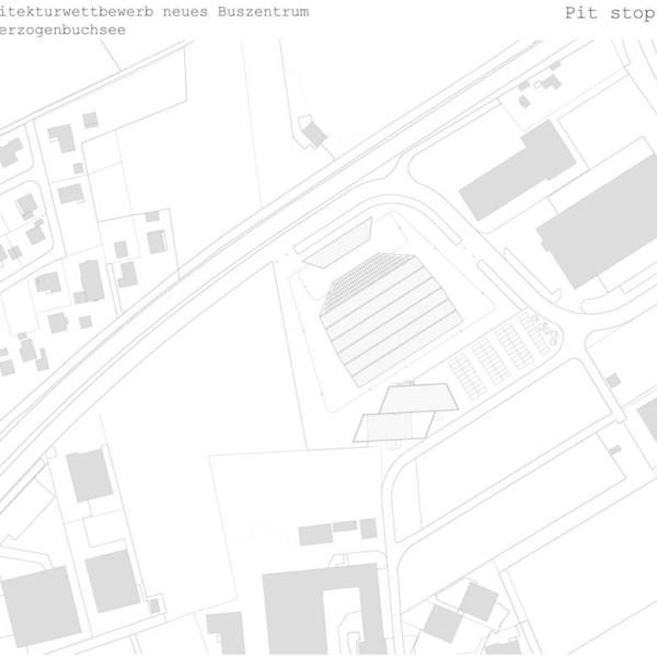 Pit Stop Buszentrum ps studio cover