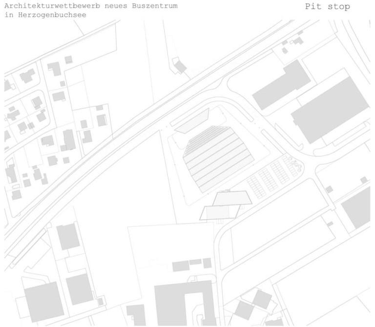 Pit Stop Buszentrum, Herzogenbuchsee