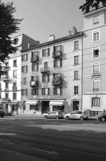 Rue de la servette, Genève